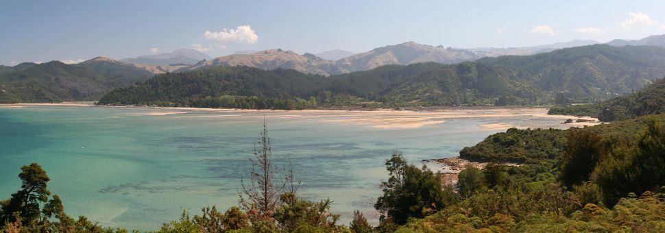 Abel Tasman panorama