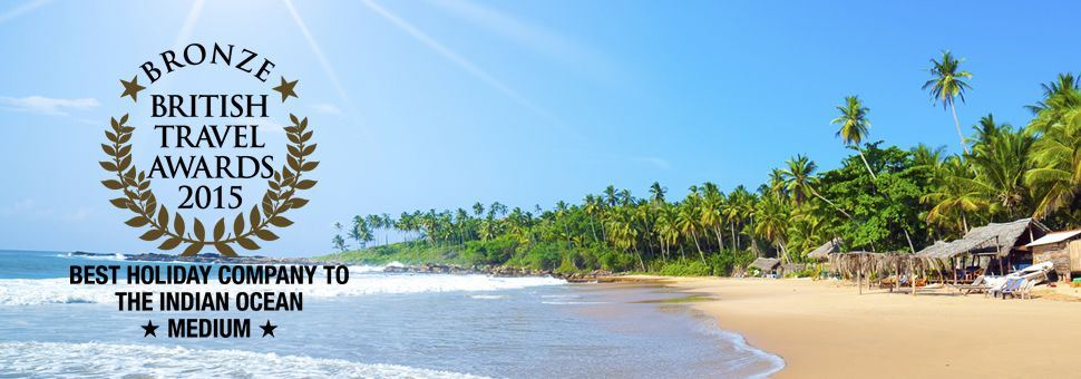 Award-winning Indian Ocean holidays to Sri Lanka with Tropical Sky