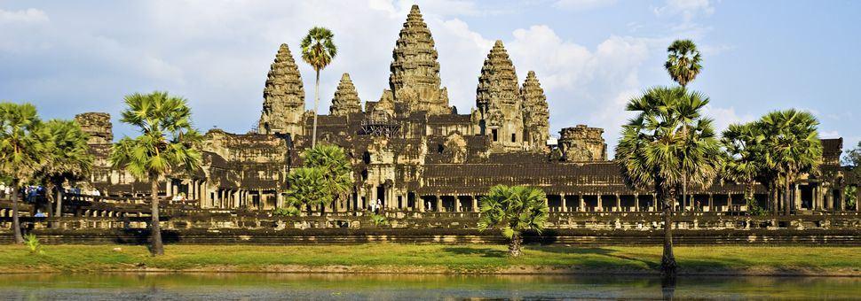 Cambodia's Angkor Wat