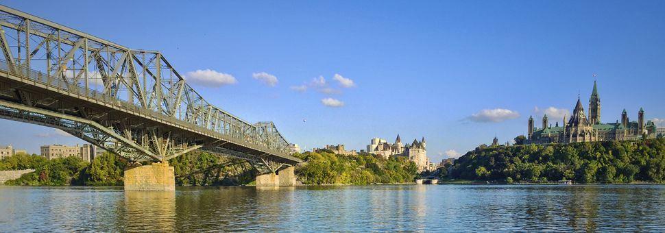 Ottawa city view