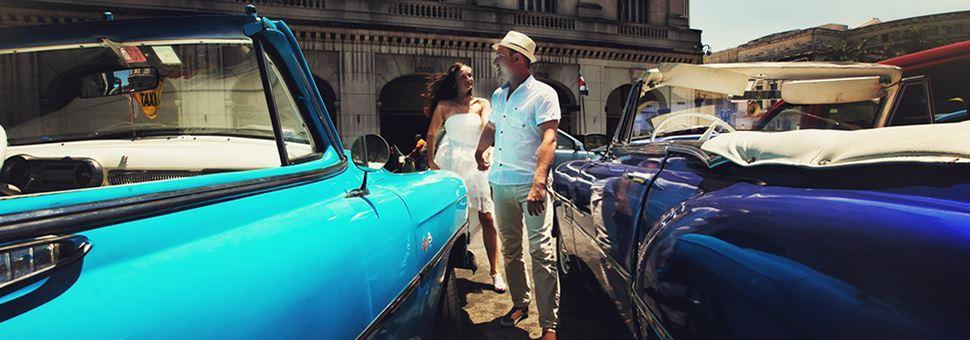 Cuba honeymoons