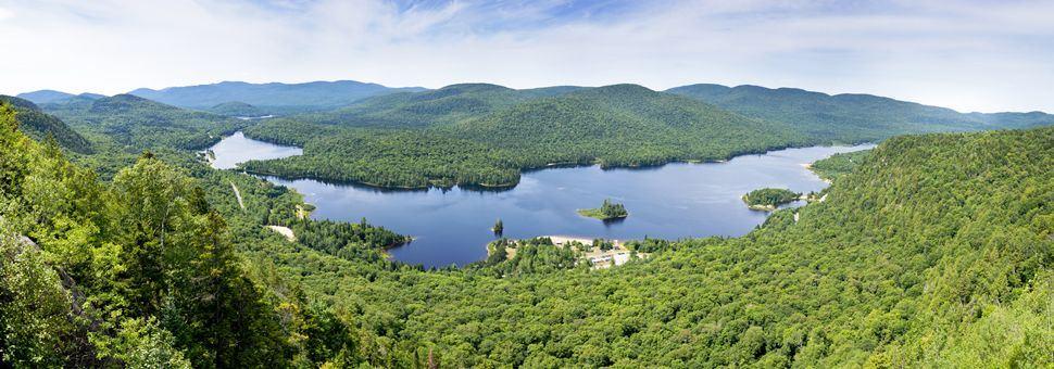 Monroe Lake, Quebec Province