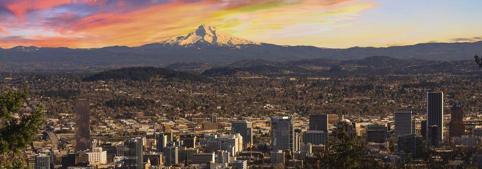 Portland Holidays Oregon 2017 2018 American Sky
